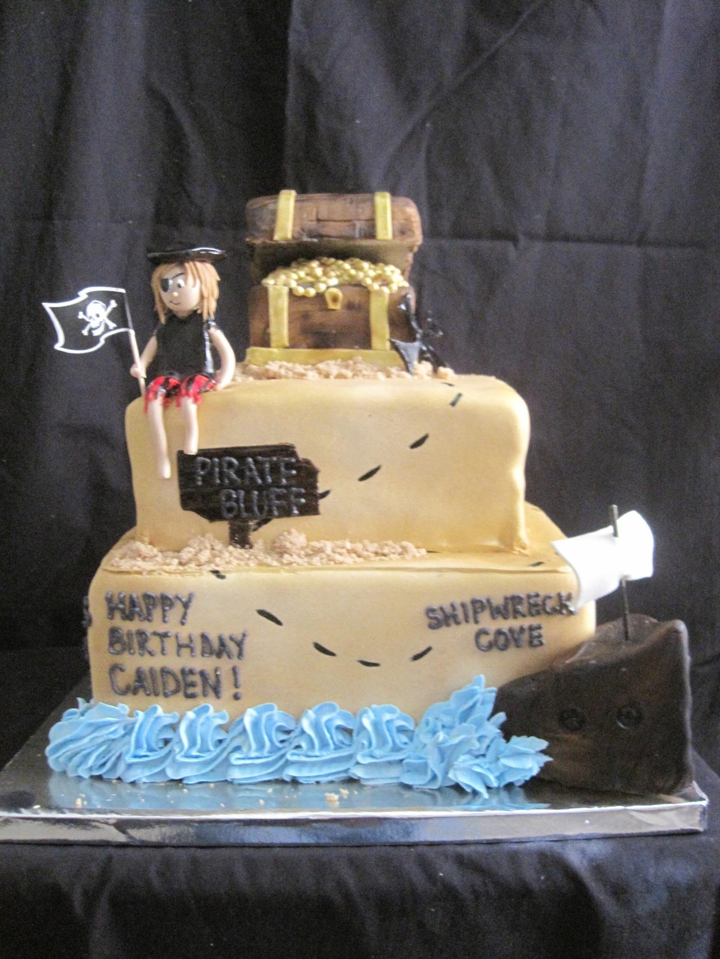 Kid\'s Birthday Cakes | Punkin\'s Cake Shoppe